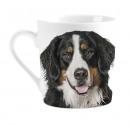 Bögre Szeretem a Bernese hegyi kutyákat