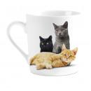 Bögre Szeretlek Macskákat