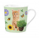 Mug Orange Tabby Kitten
