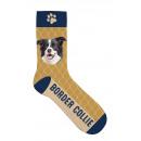 Großhandel Tücher & Schals: Sockenrand Collieollie 42-45