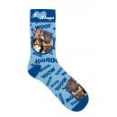 Großhandel Tücher & Schals:Sockenhundecollage 42-45