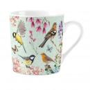 grossiste Tasses & Mugs:Tasse Garden Birds
