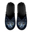 wholesale Fashion & Apparel:Slipper Cat Black 35-38
