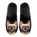 Slipper francia bulldog 39-42