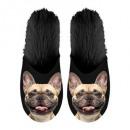 wholesale Fashion & Apparel: Slipper French Bulldog 39-42