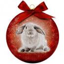 Karácsonyi csecsebecse Fagyos Nyúl