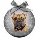 Großhandel Dekoration: Weihnachtsflitter bereifte französische ...