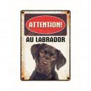 Panneau Metallique Labrador