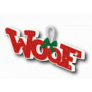 wholesale Home & Living: Woof & Meow Xmas Decoration