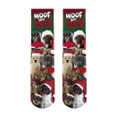 wholesale Home & Living:Xmas Sock Dog 36-41