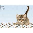 Alátét Franciens Macskák