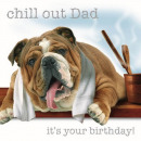 wholesale Gifts & Stationery:square card Chill Out