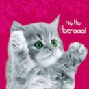 négyzet kártya Hoeraaa!