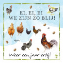 wholesale Gifts & Stationery: Map Rien Poortvliet Farm Egg, egg, egg