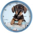 Großhandel Uhren & Wecker:Uhr Dackel