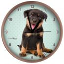 Großhandel Uhren & Wecker:Uhr Rottweiler