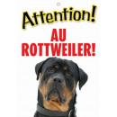 Panneau Rottweiler