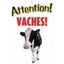 Panneau Vaches