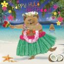 négyzet kártya Guinea Pig Alhoa!