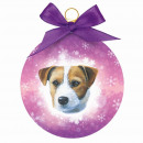 wholesale Home & Living: Christmas ball Jack Russell