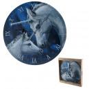 mayorista Jardin y Bricolage: Reloj de Pared - Imagen de Unicornio Amor ...