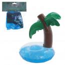 mayorista Deporte y ocio: Flotador para Bebidas - Palmera Tropical