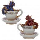 mayorista Casa y decoración: Figura Dragón - Elementos - Dragón Bebé en Taza de