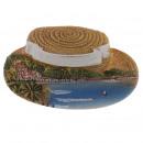 mayorista Ropa / Zapatos y Accesorios: Imán Costero - Souvenir Sombrero de Paja