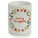 mayorista Casa y decoración: Quemador de Aceite Cerámica - Navidad - Diseño Nav