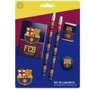 grossiste Cahiers et blocs: Sertie d'un  cahier de FC Barcelona (6/144)
