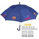 FCBARCELONA - Umbrella 48cm Fc automatic Barce