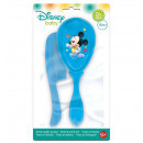 wholesale Manual Tools: Set brush and comb  Mickey Mouse 'Baby Disney P