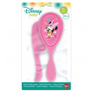 wholesale Manual Tools: Set brush and comb of Minnie Mouse 'Baby Disne