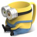 grossiste Tasses & Mugs: tasse en plastique 3d polystyrène 250ml Minions de
