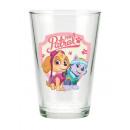 Set 3 verres en cristal 23,7cl de Paw Patrol La Pa