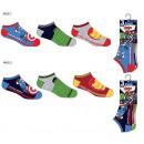 wholesale Lingerie & Underwear: Pack 3 ankle socks from Avengers
