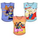 Großhandel Shirts & Tops: Volldruck Hemd Superheld Mädchen