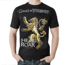 Adult boy t-shirt Game Of Thrones 'Lannister&#