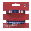 Großhandel Schmuck & Uhren: Silikonarmband  Kind von Atlético De Madrid (1
