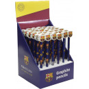 wholesale Make up: FC Barcelona rubber pencil