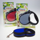 Automatic dog leash for dogs up to 30KG ABS, Ny