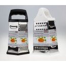 wholesale Kitchen Gadgets: REINEX PACK Grater with handle, made of stainless