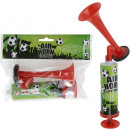 hurtownia Zabawki: Sygnał dźwiękowy - Airhorn 12 cm - 83 sztuki - par