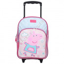Peppa Pig trolley backpack Roll with Me