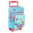 Princess 3D trolley backpack