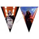 Star Wars Wimpelkette (9 Flaggen)