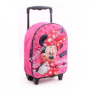 Minnie 3D trolley rucksack
