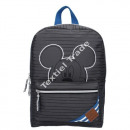Mickey Backpack Peep Grey