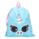 Lulupop & the Cutiepies gym bag 44 cm Fluffy and S