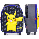Pokemon 3D trolley rucksack